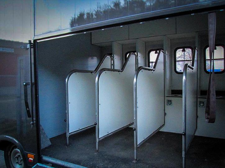 HomafraS - MPC Services - installatie paardenvervoer